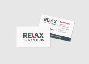 Grafisch ontwerp Relax aan Huis door marketinX