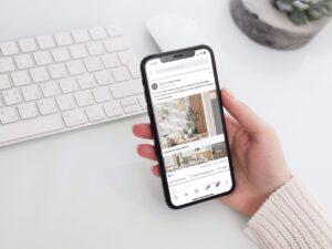 Social media marketing door marketinX