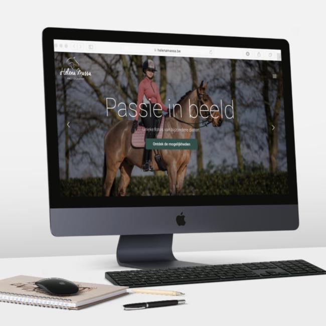 Helena Massa website