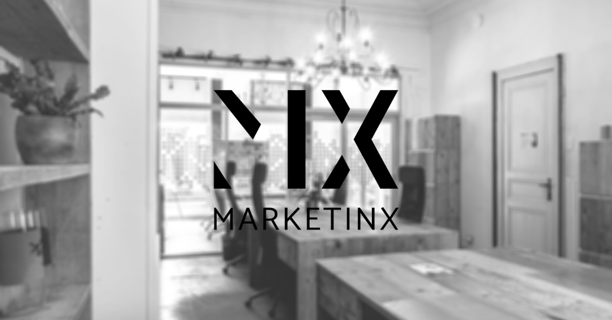 marketinX logo
