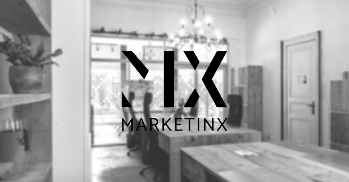 marketinX logo