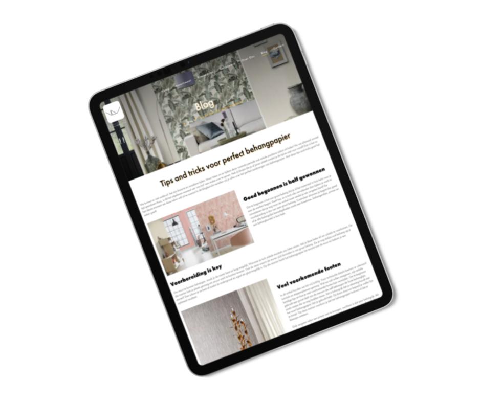Blogs Van de Velde Home door marketinX