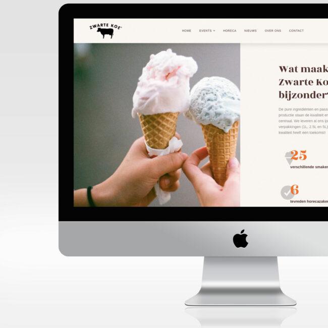 Website Zwarte Koe