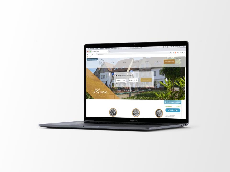 Webdesign Biznis Hotel